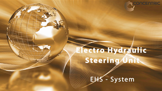 EHS Electro Hydraulic Steering Unit
