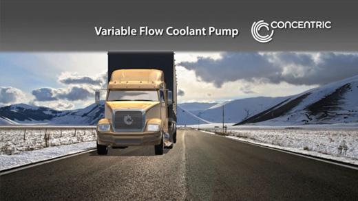 Variable Flow Coolant Pump