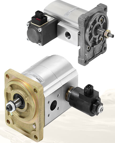 Hydraulic Gear Motors