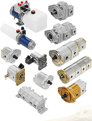 The Concentric Hydraulics Range